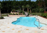 Travertine Pool Deck Pros And Cons