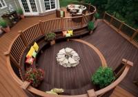 Trex Deck Design Photos