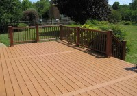 trex deck designs pictures