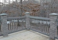 Trex Deck Railing Home Depot
