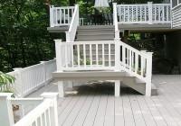 Trex Deck Railing Parts
