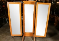 Tri Fold Mirror Full Length