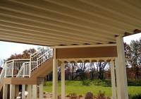 Under Deck Roof System