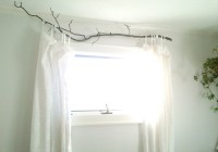 Unique Curtain Rods Ideas