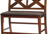 Upholstered Dining Bench With Back