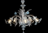Venetian Glass Chandelier Ebay