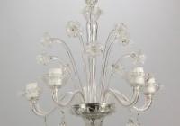 Venetian Glass Chandelier Lighting