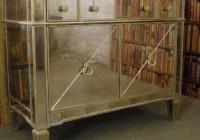 Venetian Glass Mirrored Sideboard