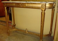 Vintage Console Table Toronto