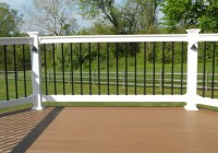 Vinyl Deck Railing Cost Per Foot