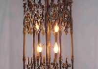 Visconti 4 Light Chandelier