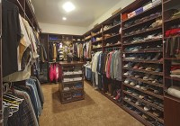 Walk In Closet Designs For Women