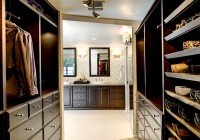 walk in closet designs with bathroom