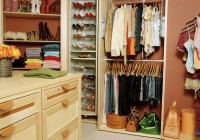 Walk In Closet Island Drawers