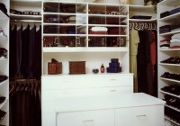 Walk In Closet Island Furniture