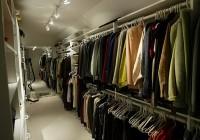 walk in closet light fixtures