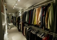 walk in closet lighting ideas