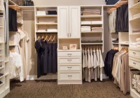 Walk In Closet Shelving Ideas