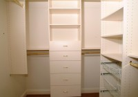 Walk In Closet Systems Do It Yourself