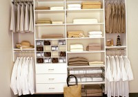Wardrobe Storage Closet White