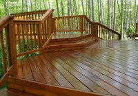 Water Based Deck Stain Peeling