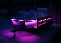 Waterproof Under Deck Pontoon Led Lights