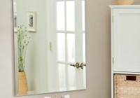White Bathroom Mirror Ideas