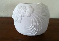 White Ceramic Vases Wholesale