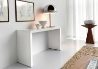 White Console Table Decorating Ideas