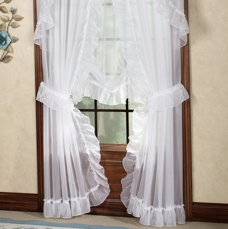 Permalink to White Cotton Curtains 63