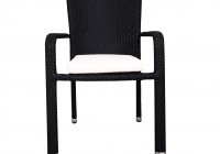 White Dining Chair Cushions