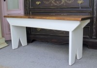 White Entryway Bench Canada