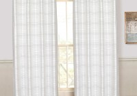 White Grommet Curtains 108