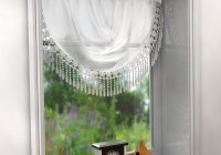White Lace Curtains Ebay