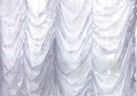 White Lace Curtains Target