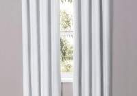 White Room Darkening Curtains