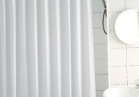 White Shower Curtain Ideas