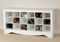 White Storage Bench Ikea