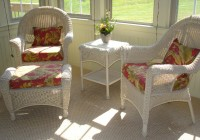 Wicker Chair Cushion Covers