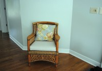 Wicker Chair Cushion Slipcovers