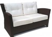 Wicker Loveseat Cushions Clearance
