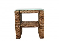 Wicker Side Tables Indoor