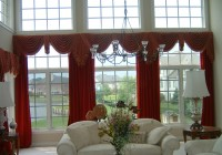 Wide Window Curtains Ideas