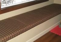 window bench cushions indoor