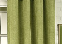 Window Curtain Panels With Grommets
