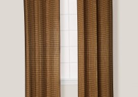 Window Curtains For Patio Doors