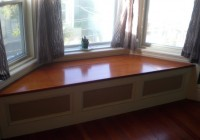 Window Seat Bench Plans