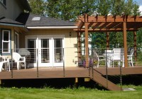 Wire Deck Railing Systems