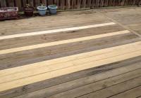 Wood Deck Cleaner Oxygen Bleach