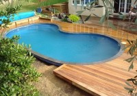 Wood Deck Designs Free